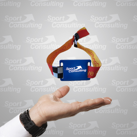 brazaletes-nylon-RFID-pulseras-ajustables-personalizable
