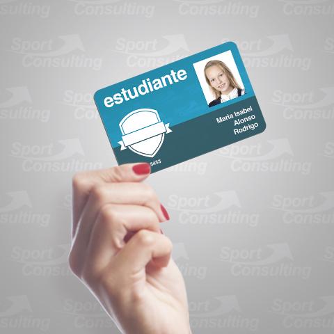 Tarjetas RFID Colegios Sport Consulting