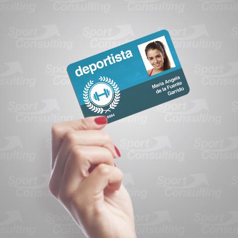 Tarjetas RFID deportivas Sport Consulting