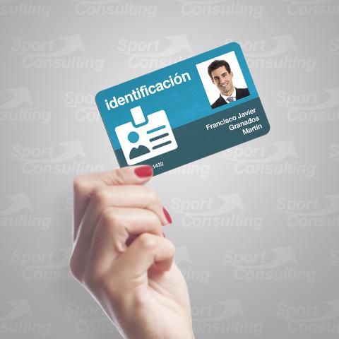 Tarjetas RFID identificación Sport Consulting