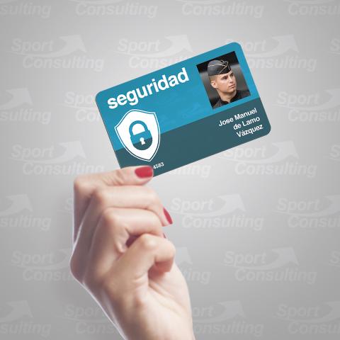 Tarjetas RFID seguridad Sport Consulting
